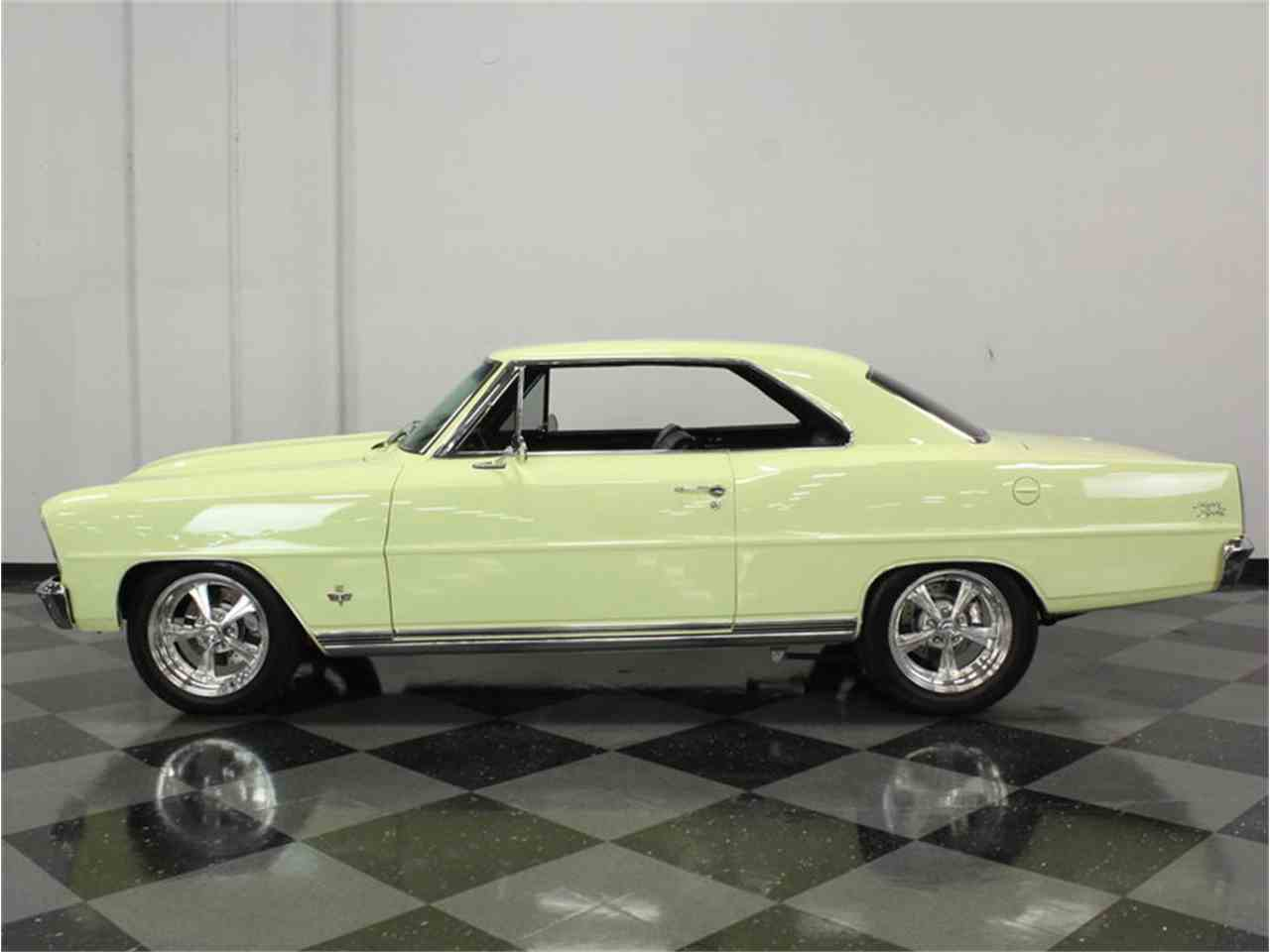 Large Picture of Classic 1966 Chevrolet Nova located in Ft Worth Texas - HX89