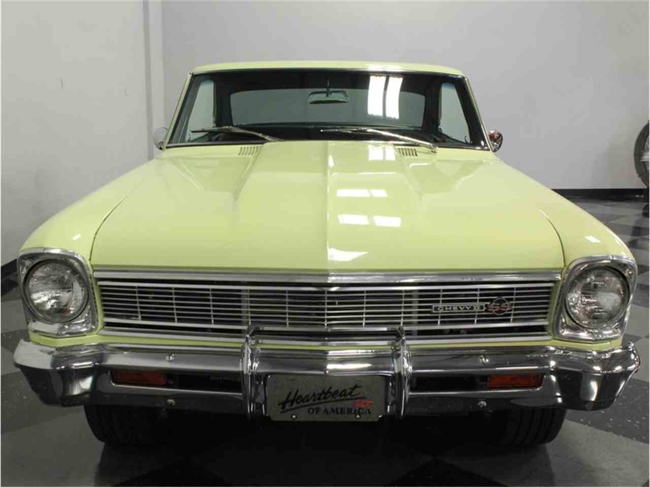 Large Picture of Classic '66 Chevrolet Nova located in Texas Offered by Streetside Classics - Dallas / Fort Worth - HX89