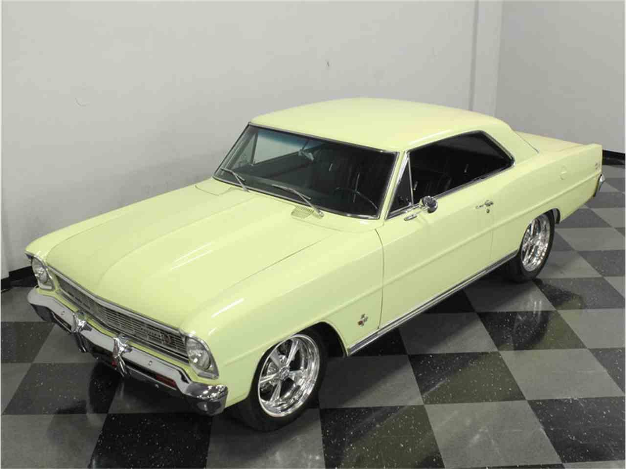 Large Picture of Classic '66 Chevrolet Nova Offered by Streetside Classics - Dallas / Fort Worth - HX89