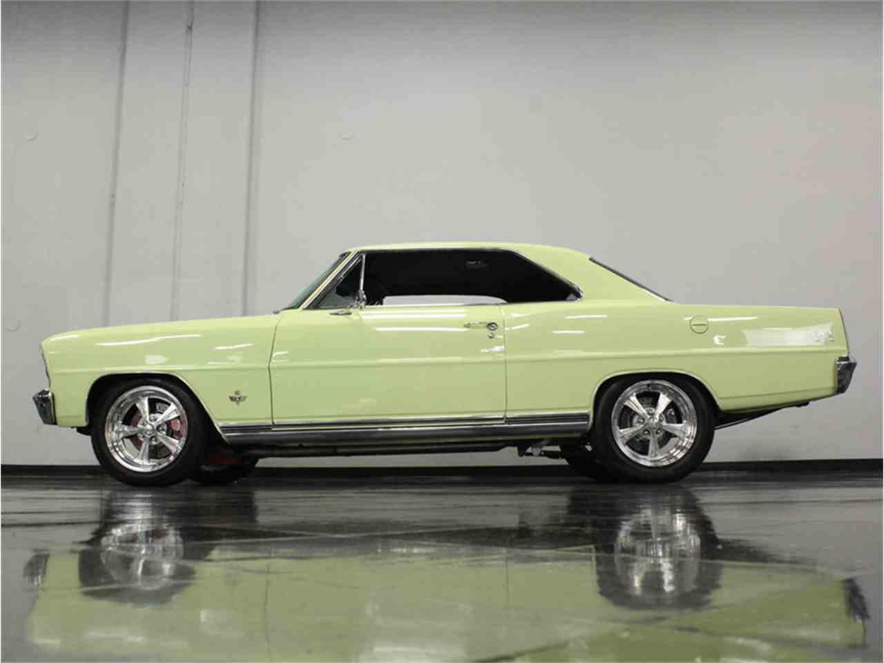 Large Picture of Classic 1966 Chevrolet Nova Offered by Streetside Classics - Dallas / Fort Worth - HX89