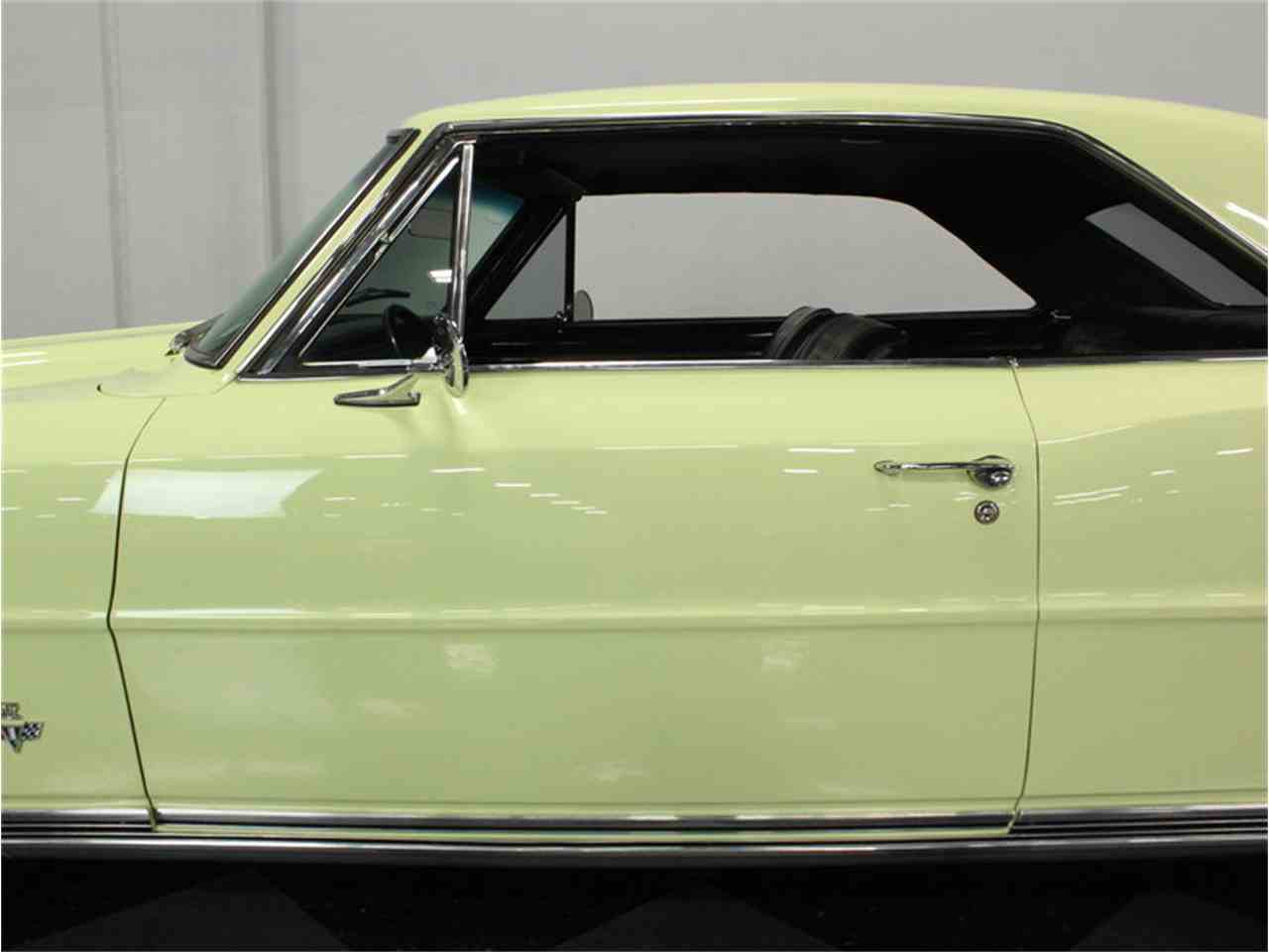 Large Picture of Classic 1966 Nova - $67,995.00 Offered by Streetside Classics - Dallas / Fort Worth - HX89