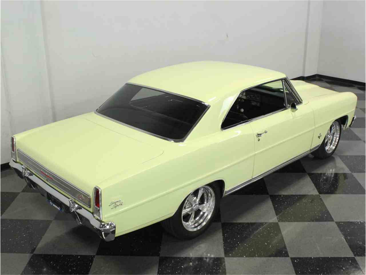 Large Picture of Classic '66 Chevrolet Nova located in Texas - $67,995.00 Offered by Streetside Classics - Dallas / Fort Worth - HX89