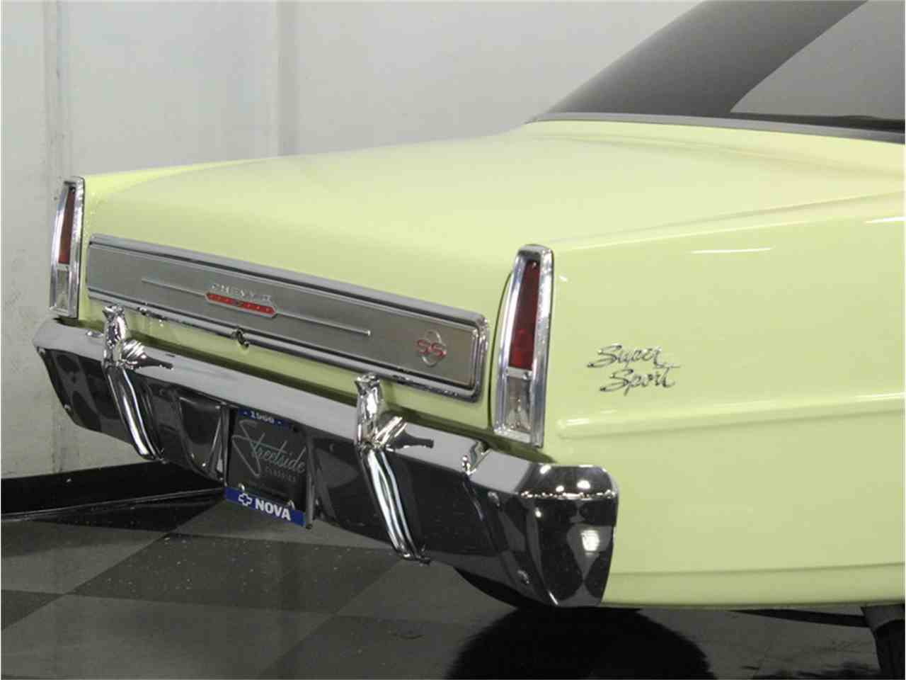 Large Picture of 1966 Nova - $67,995.00 Offered by Streetside Classics - Dallas / Fort Worth - HX89