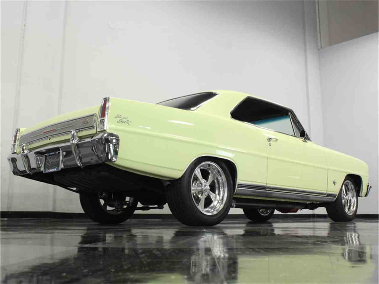 Large Picture of 1966 Nova Offered by Streetside Classics - Dallas / Fort Worth - HX89