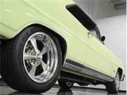 Picture of 1966 Chevrolet Nova located in Texas Offered by Streetside Classics - Dallas / Fort Worth - HX89
