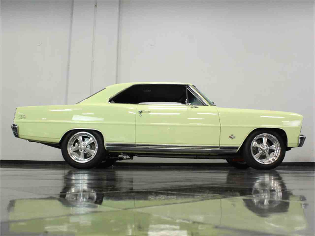 Large Picture of '66 Nova - $67,995.00 Offered by Streetside Classics - Dallas / Fort Worth - HX89