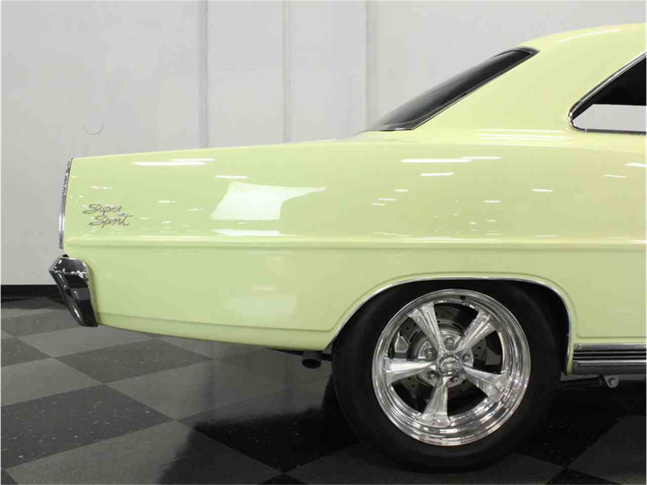 Large Picture of '66 Nova located in Ft Worth Texas Offered by Streetside Classics - Dallas / Fort Worth - HX89