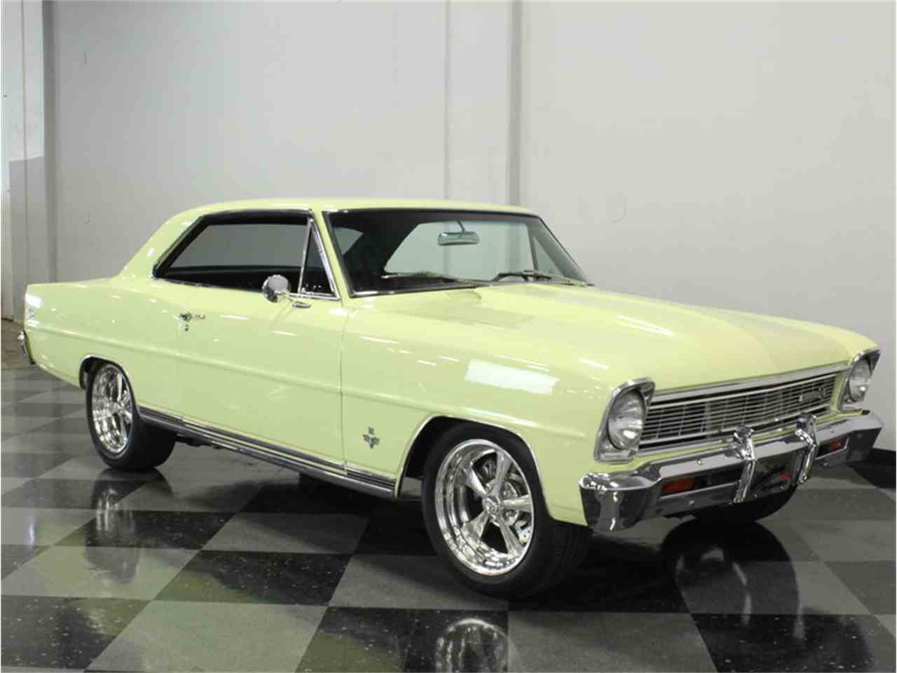 Large Picture of '66 Nova located in Texas - $67,995.00 Offered by Streetside Classics - Dallas / Fort Worth - HX89