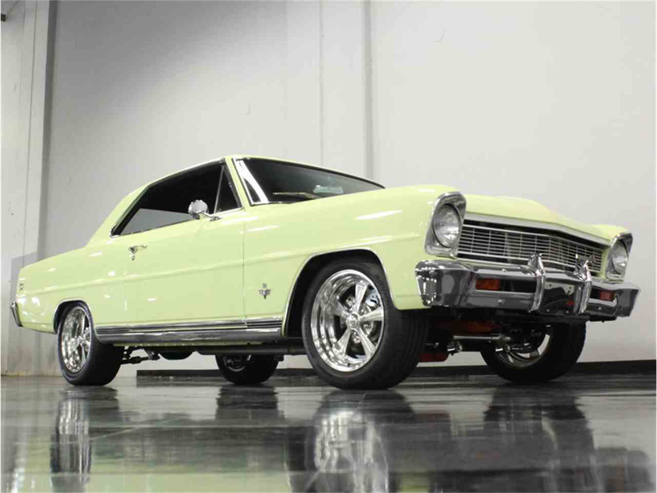 Large Picture of Classic '66 Nova located in Ft Worth Texas Offered by Streetside Classics - Dallas / Fort Worth - HX89