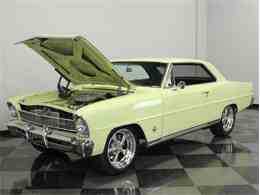 Picture of Classic 1966 Chevrolet Nova located in Ft Worth Texas - $67,995.00 Offered by Streetside Classics - Dallas / Fort Worth - HX89