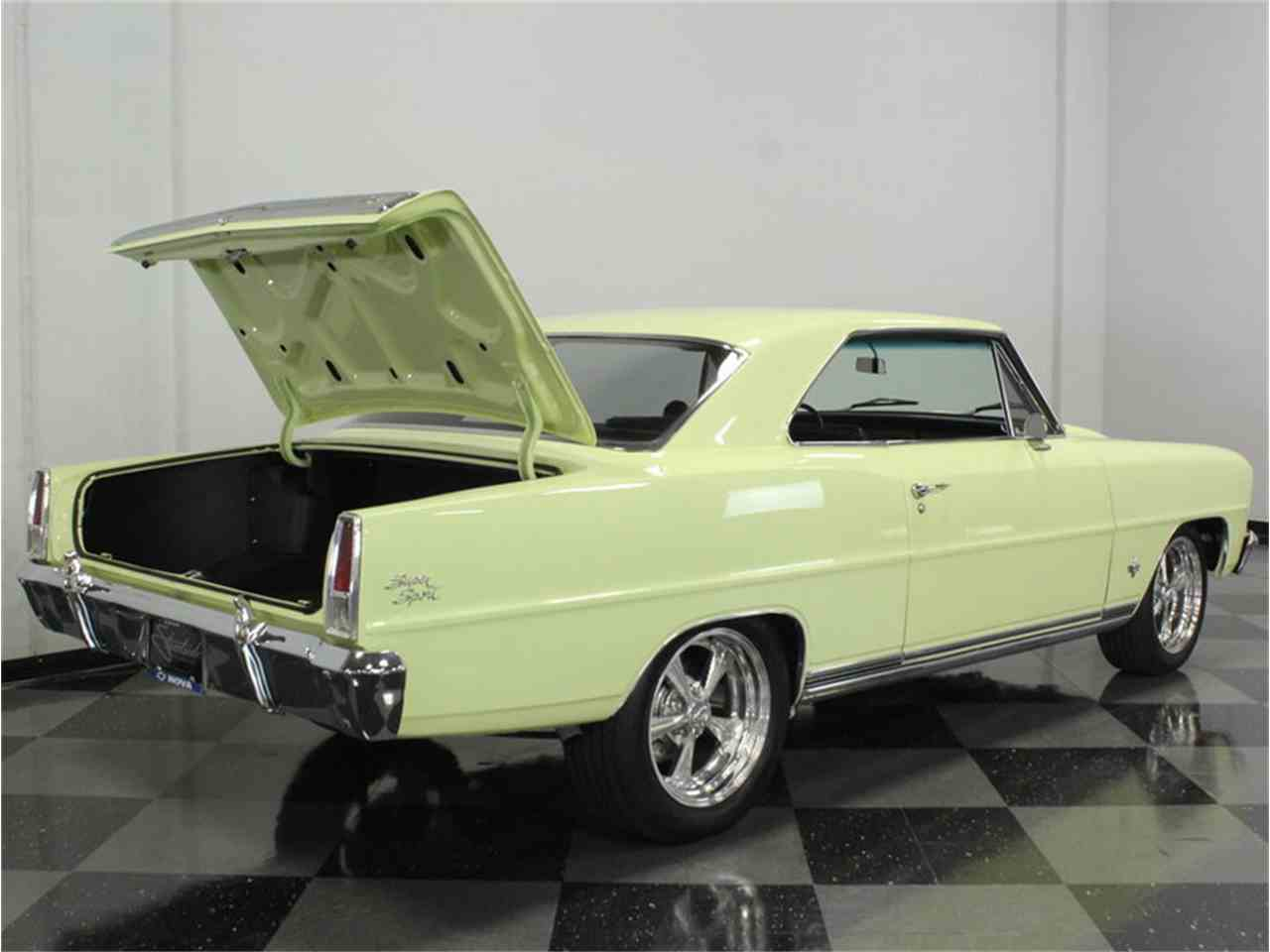 Large Picture of '66 Nova Offered by Streetside Classics - Dallas / Fort Worth - HX89