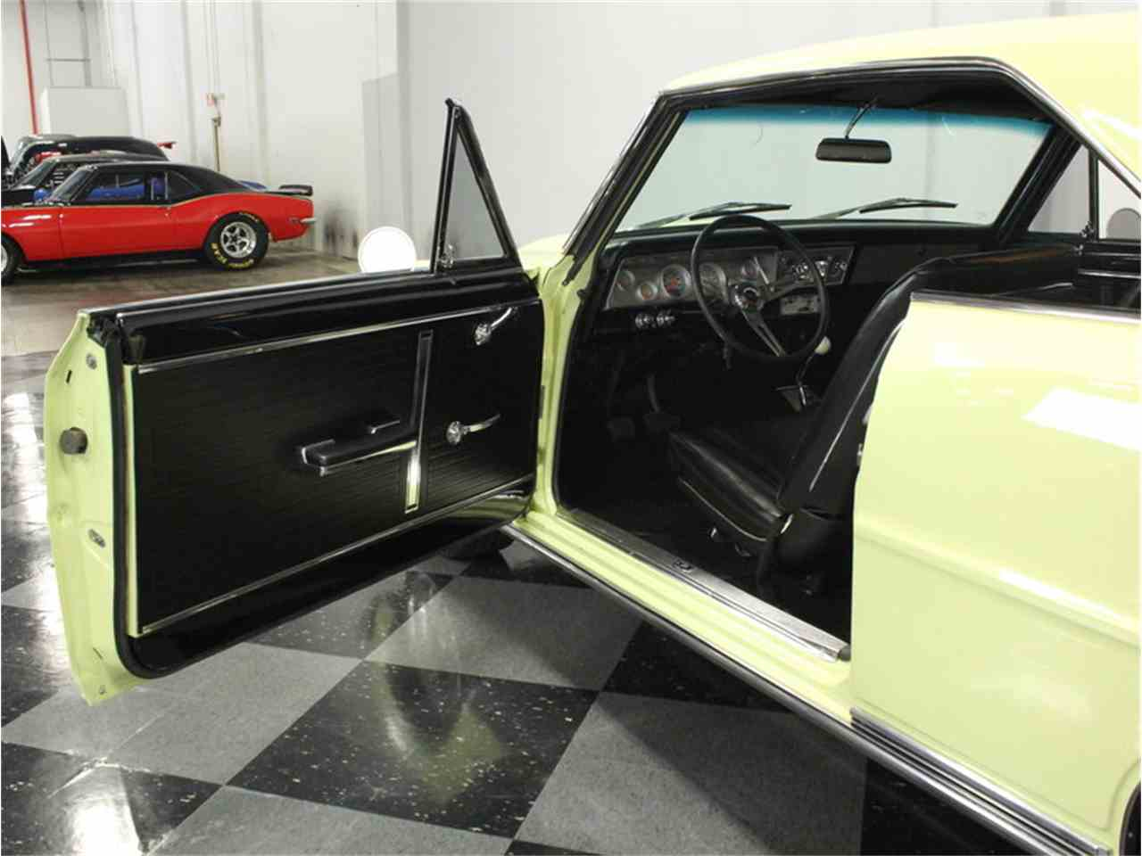 Large Picture of 1966 Chevrolet Nova - $67,995.00 Offered by Streetside Classics - Dallas / Fort Worth - HX89