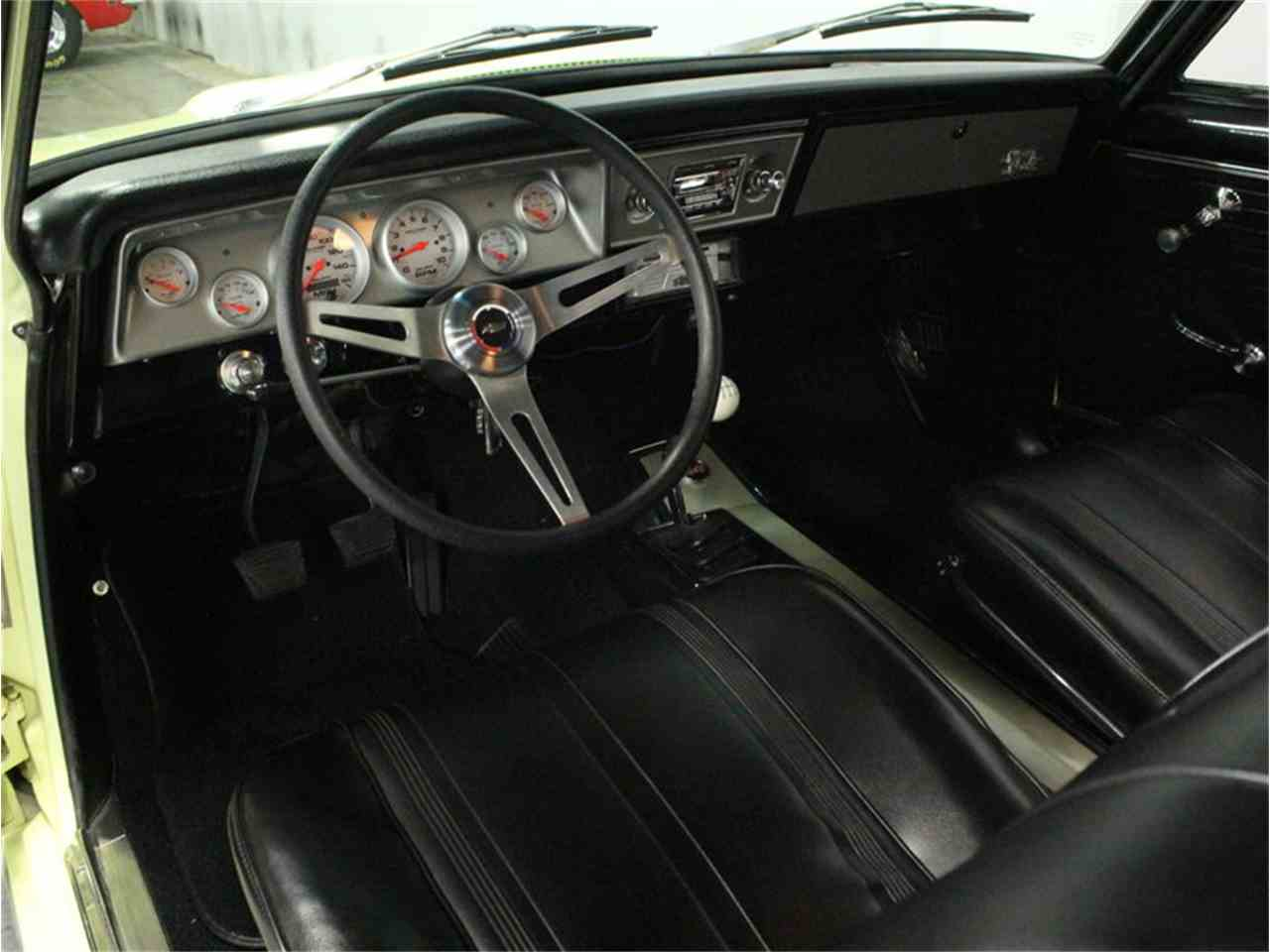 Large Picture of '66 Chevrolet Nova located in Ft Worth Texas - HX89