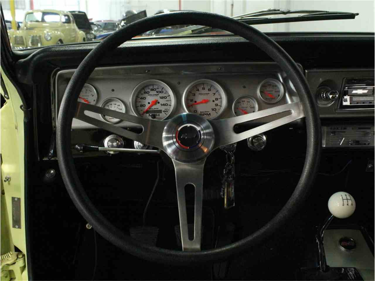Large Picture of Classic 1966 Nova located in Texas - $67,995.00 Offered by Streetside Classics - Dallas / Fort Worth - HX89