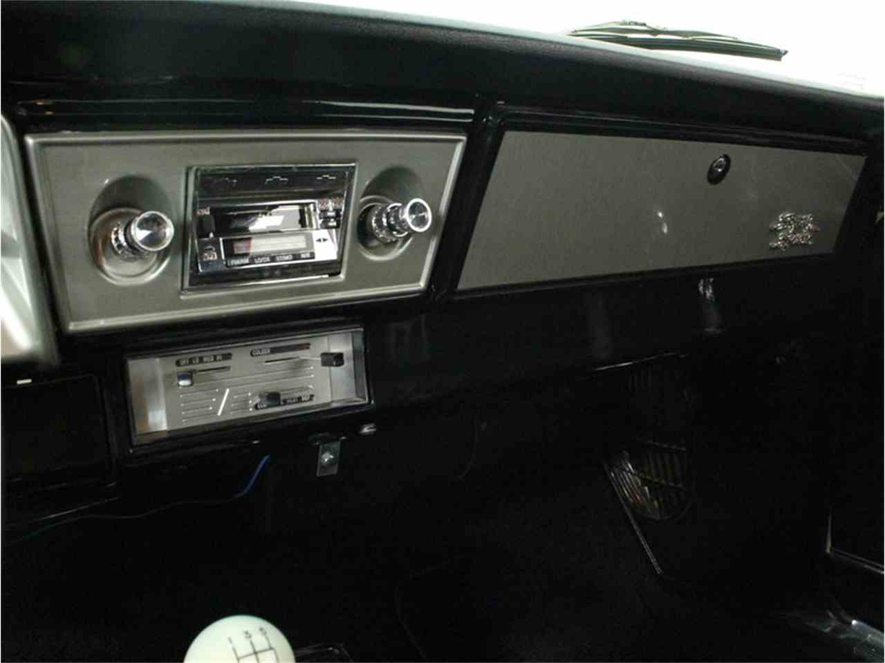 Large Picture of Classic '66 Chevrolet Nova - $67,995.00 Offered by Streetside Classics - Dallas / Fort Worth - HX89
