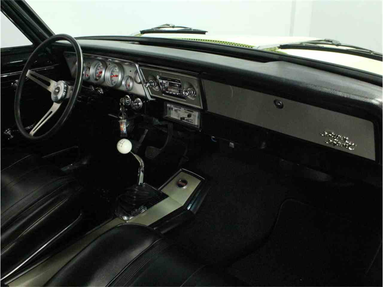 Large Picture of 1966 Chevrolet Nova Offered by Streetside Classics - Dallas / Fort Worth - HX89