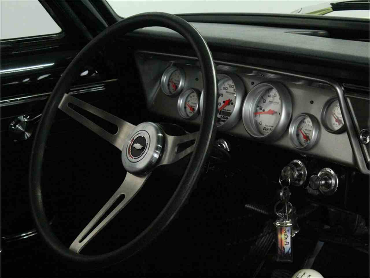 Large Picture of Classic 1966 Nova located in Ft Worth Texas - $67,995.00 Offered by Streetside Classics - Dallas / Fort Worth - HX89