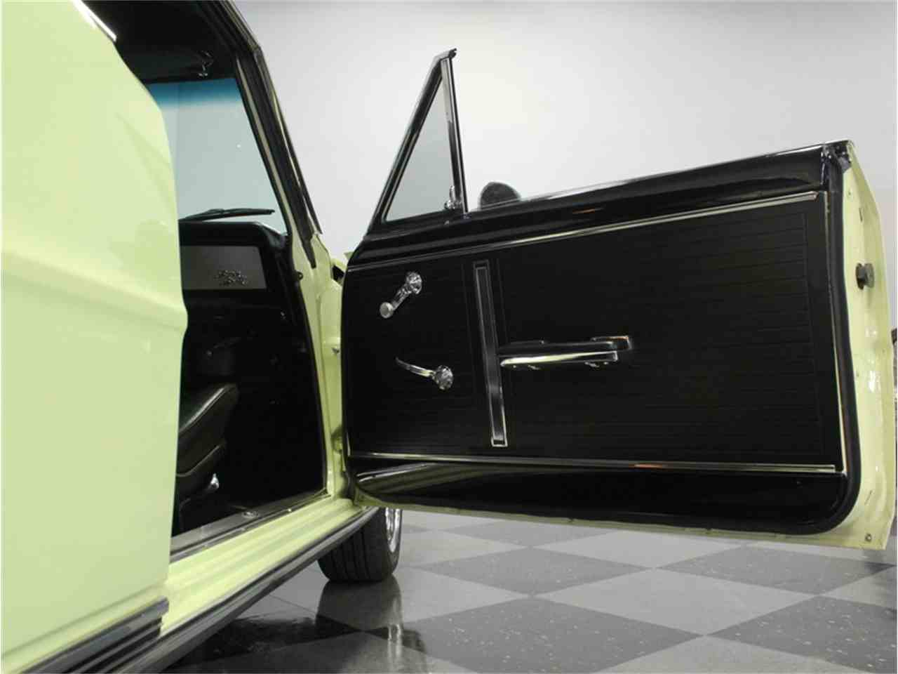 Large Picture of Classic 1966 Chevrolet Nova - $67,995.00 Offered by Streetside Classics - Dallas / Fort Worth - HX89