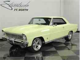 Picture of Classic '66 Chevrolet Nova located in Ft Worth Texas - HX89