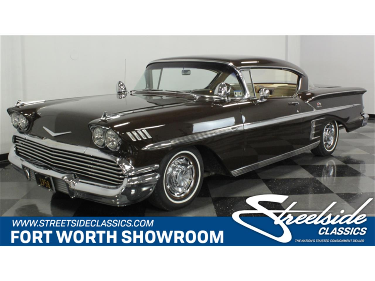Large Picture of '58 Impala - HX8B