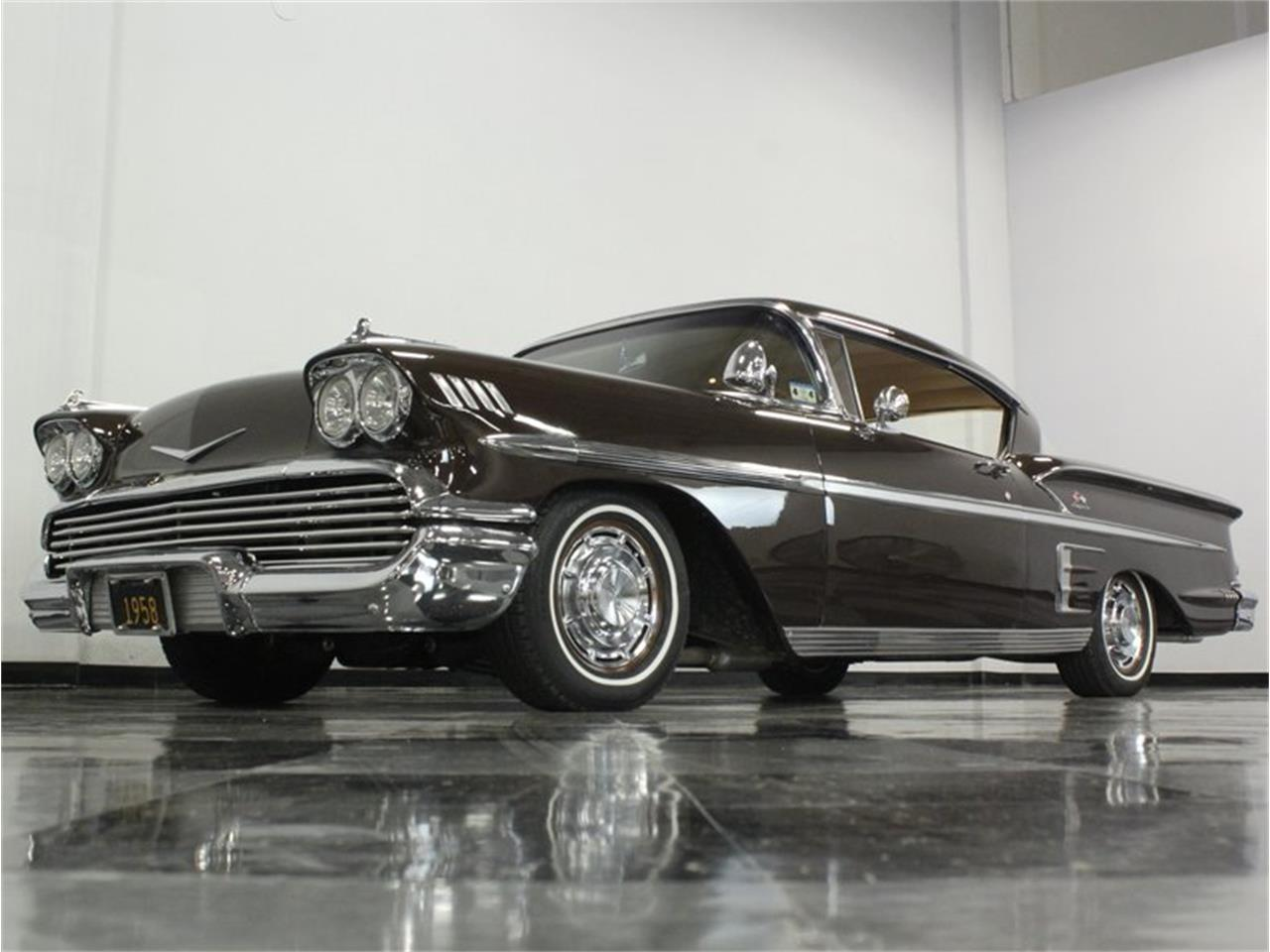 Large Picture of '58 Impala - $44,995.00 Offered by Streetside Classics - Dallas / Fort Worth - HX8B