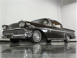 Picture of 1958 Chevrolet Impala located in Ft Worth Texas - $44,995.00 Offered by Streetside Classics - Dallas / Fort Worth - HX8B