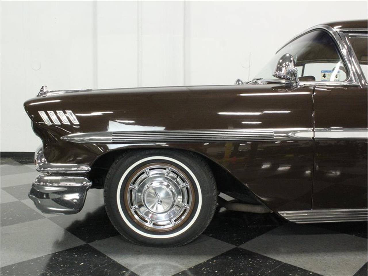Large Picture of 1958 Impala - $44,995.00 Offered by Streetside Classics - Dallas / Fort Worth - HX8B