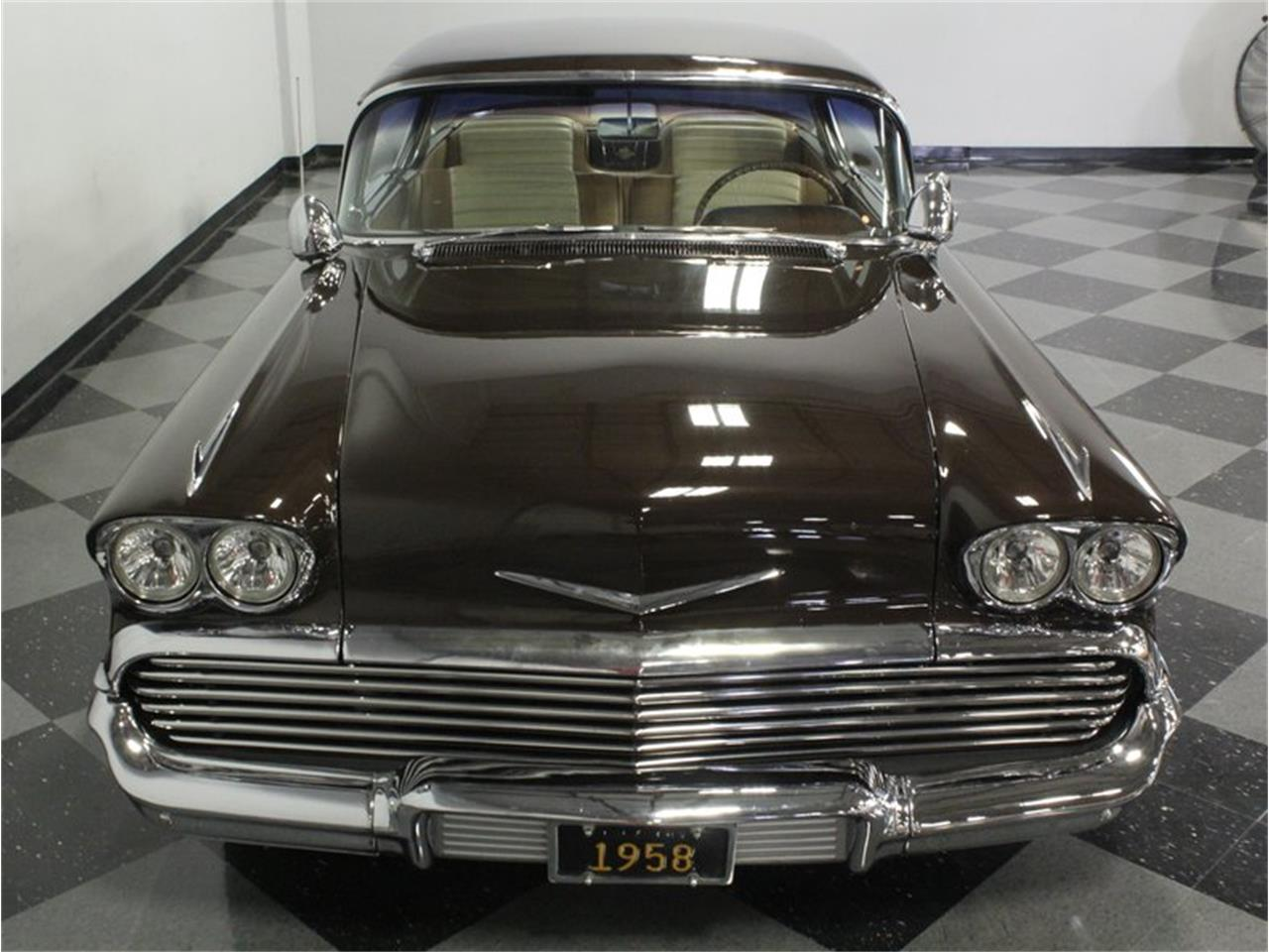 Large Picture of Classic 1958 Chevrolet Impala located in Ft Worth Texas - $44,995.00 - HX8B