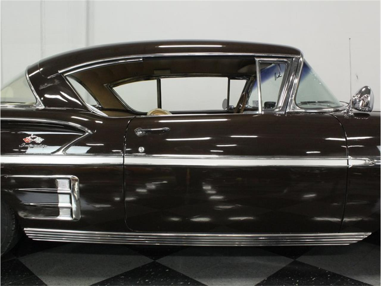 Large Picture of Classic '58 Chevrolet Impala located in Texas - HX8B