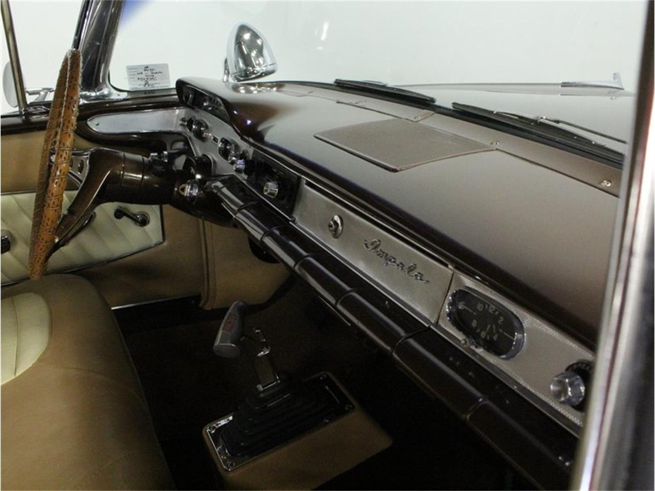 Large Picture of Classic 1958 Impala Offered by Streetside Classics - Dallas / Fort Worth - HX8B