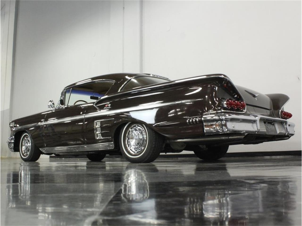 Large Picture of Classic 1958 Impala located in Texas Offered by Streetside Classics - Dallas / Fort Worth - HX8B