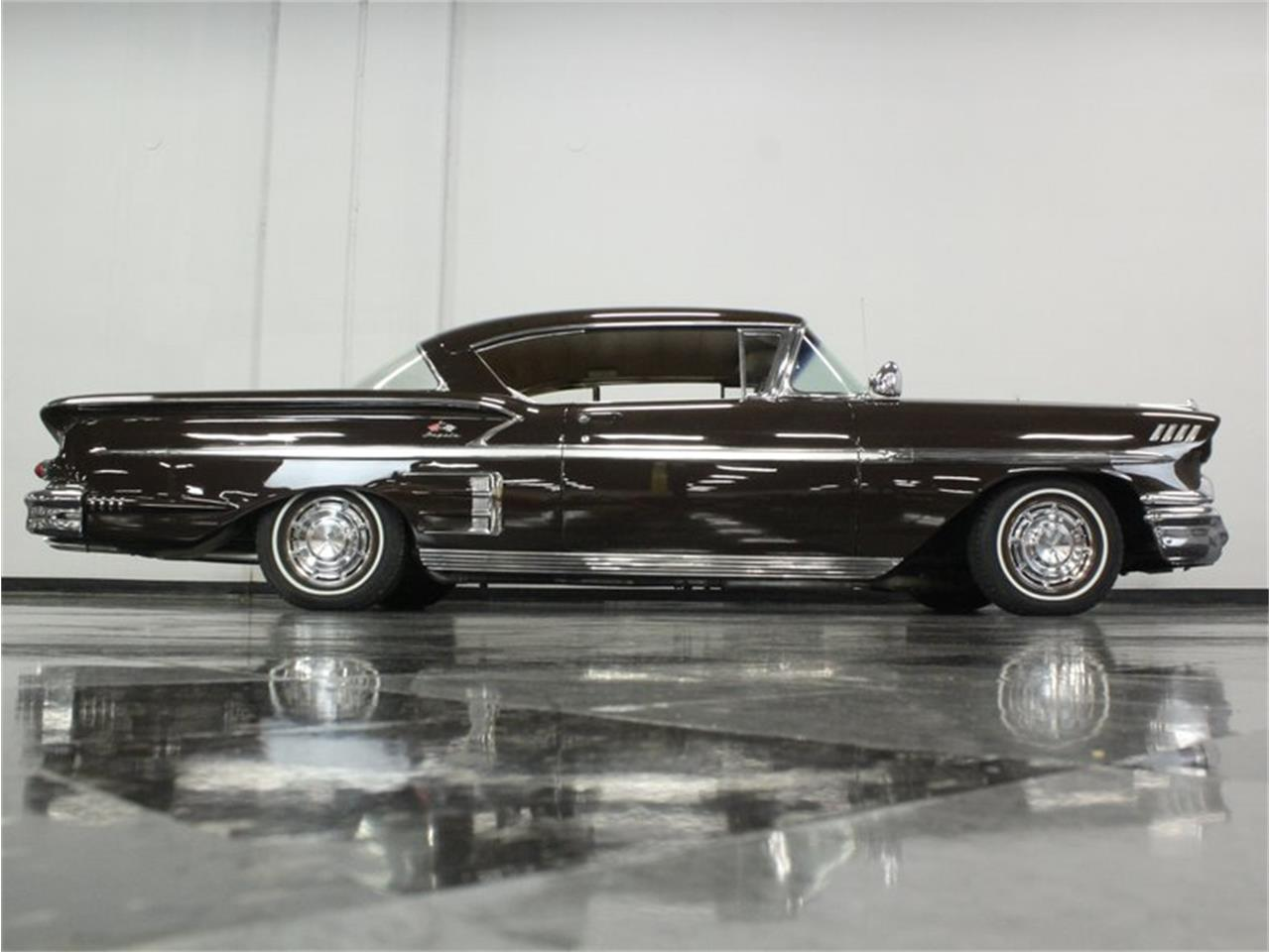 Large Picture of Classic '58 Impala - $44,995.00 Offered by Streetside Classics - Dallas / Fort Worth - HX8B