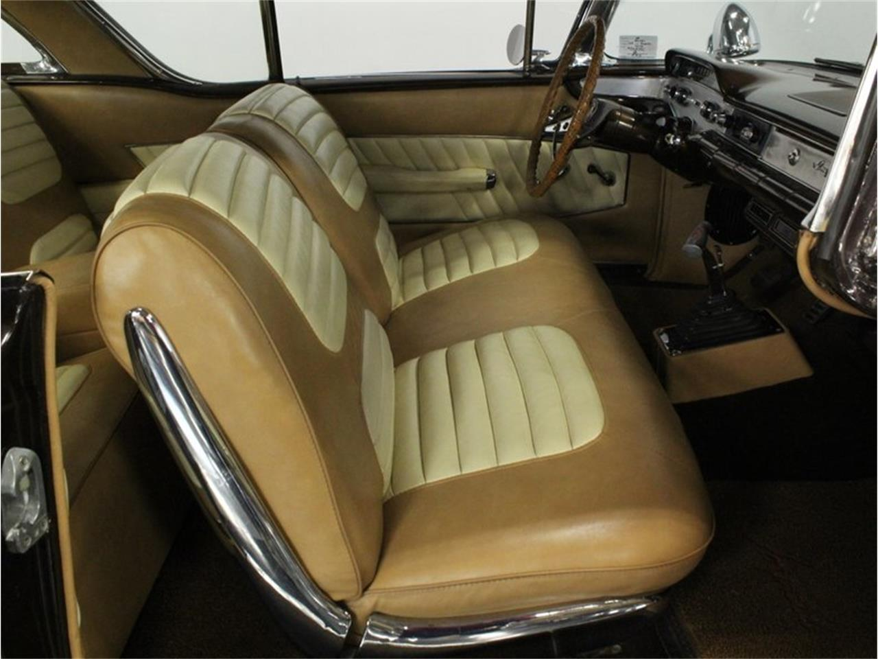 Large Picture of 1958 Chevrolet Impala located in Texas - $44,995.00 Offered by Streetside Classics - Dallas / Fort Worth - HX8B