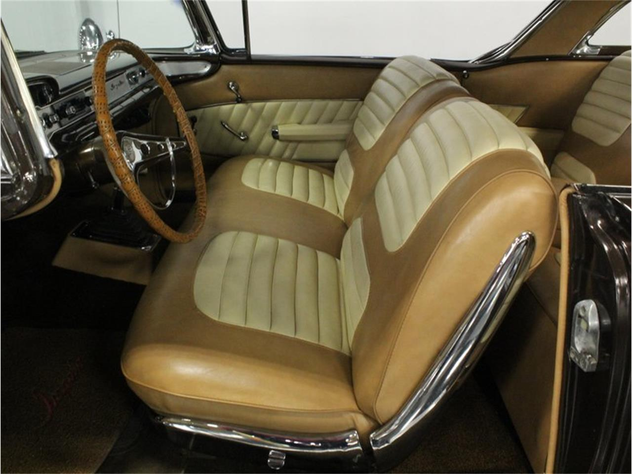 Large Picture of Classic 1958 Chevrolet Impala located in Texas Offered by Streetside Classics - Dallas / Fort Worth - HX8B