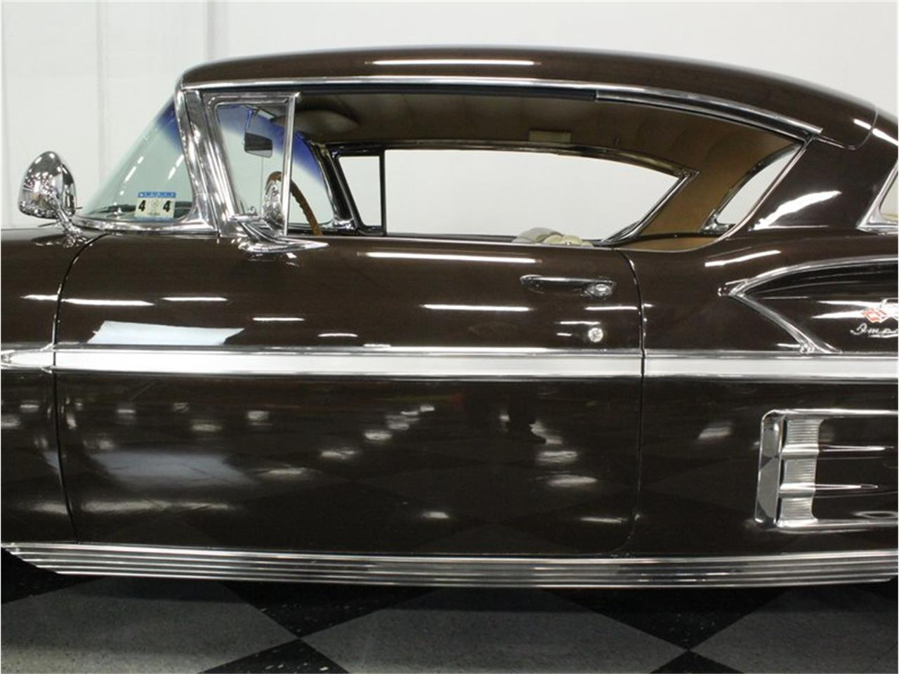 Large Picture of Classic '58 Impala located in Ft Worth Texas - HX8B