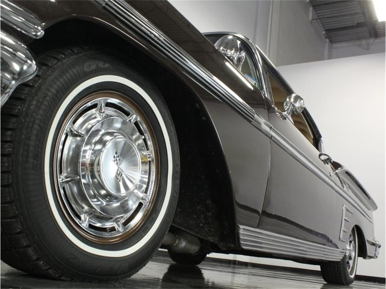 Large Picture of Classic 1958 Impala located in Ft Worth Texas - $44,995.00 Offered by Streetside Classics - Dallas / Fort Worth - HX8B