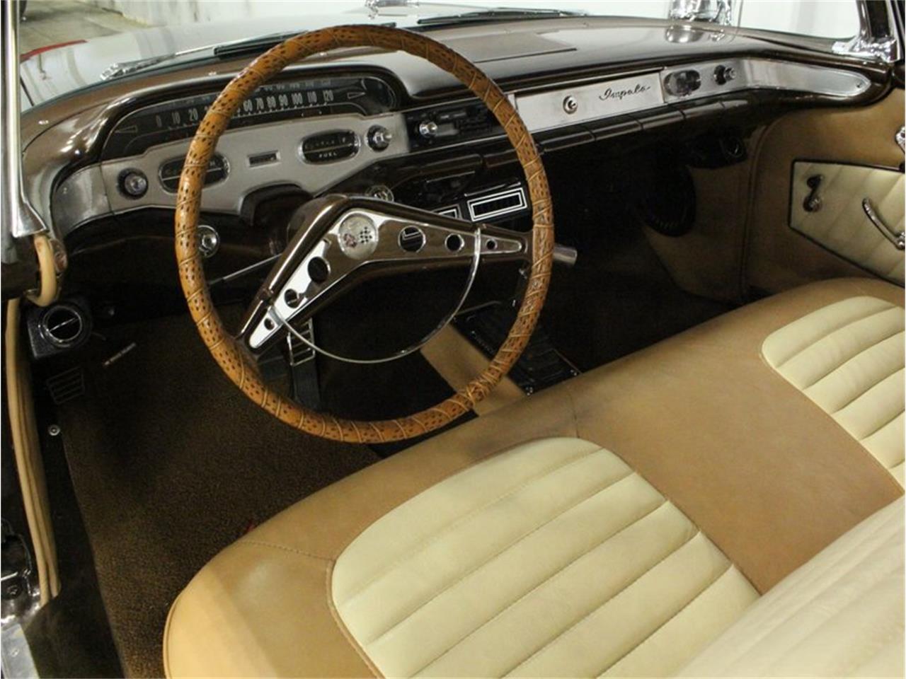 Large Picture of 1958 Impala - HX8B
