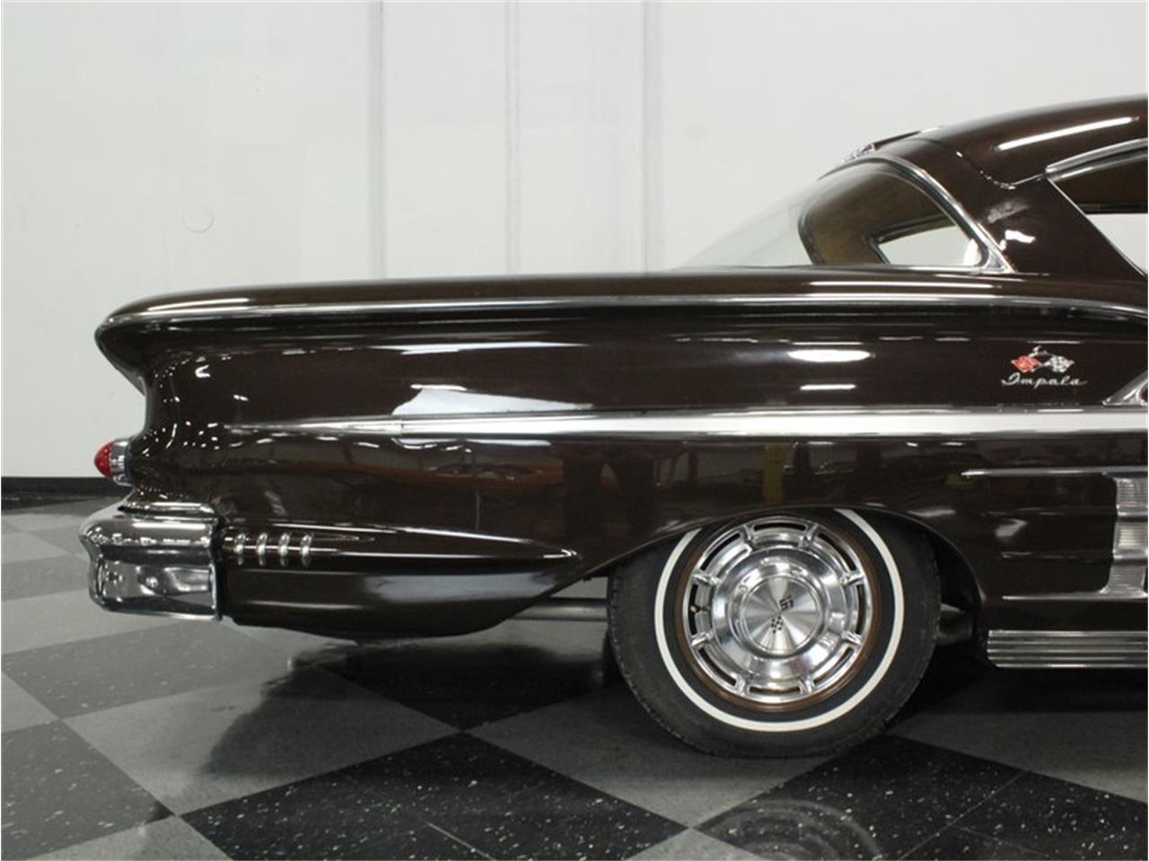 Large Picture of Classic '58 Impala - HX8B