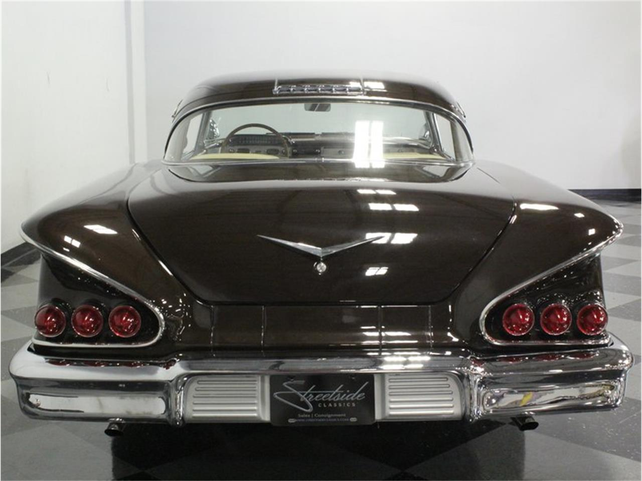 Large Picture of 1958 Impala located in Ft Worth Texas - $44,995.00 Offered by Streetside Classics - Dallas / Fort Worth - HX8B
