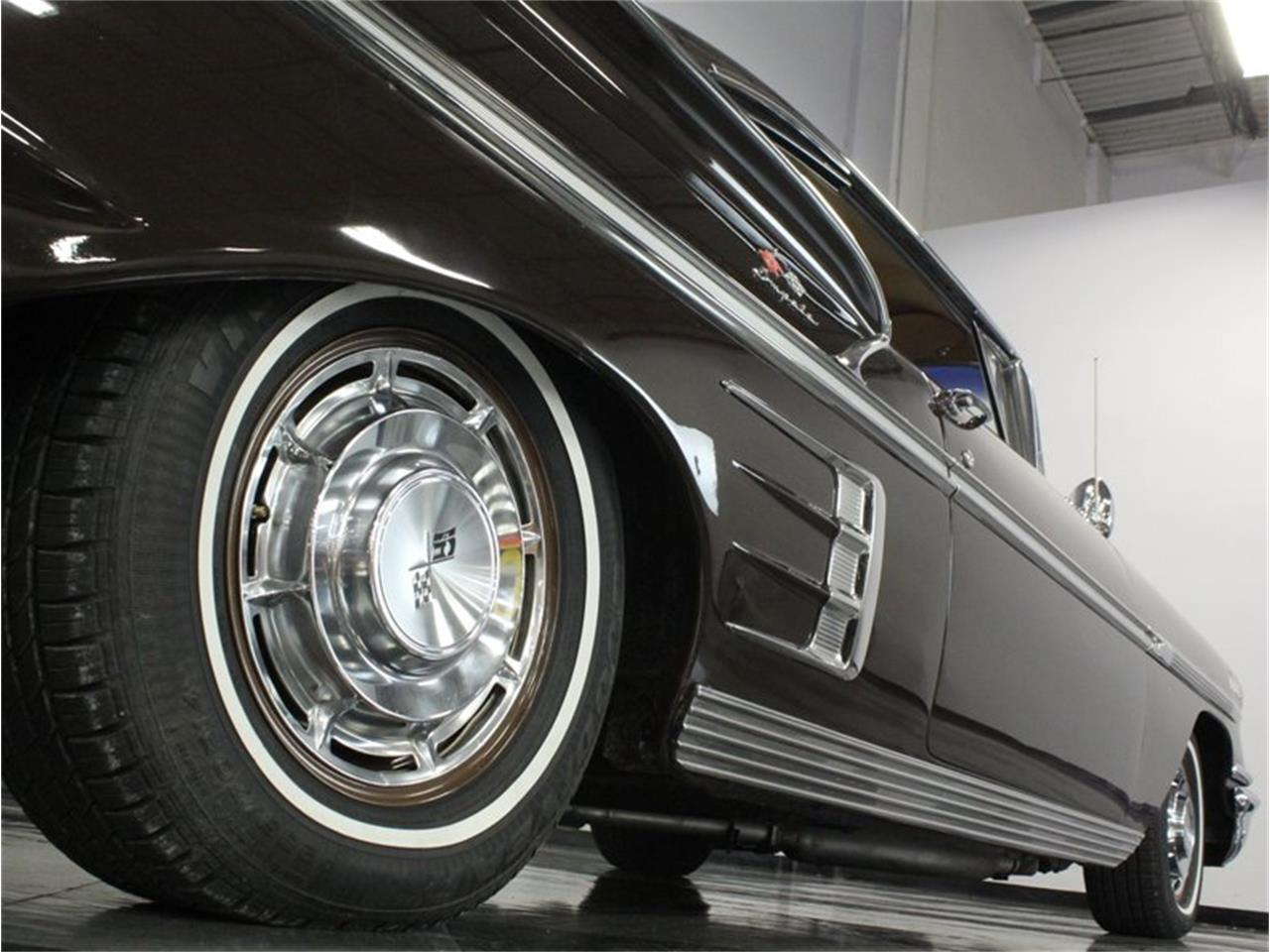 Large Picture of Classic '58 Chevrolet Impala - $44,995.00 Offered by Streetside Classics - Dallas / Fort Worth - HX8B