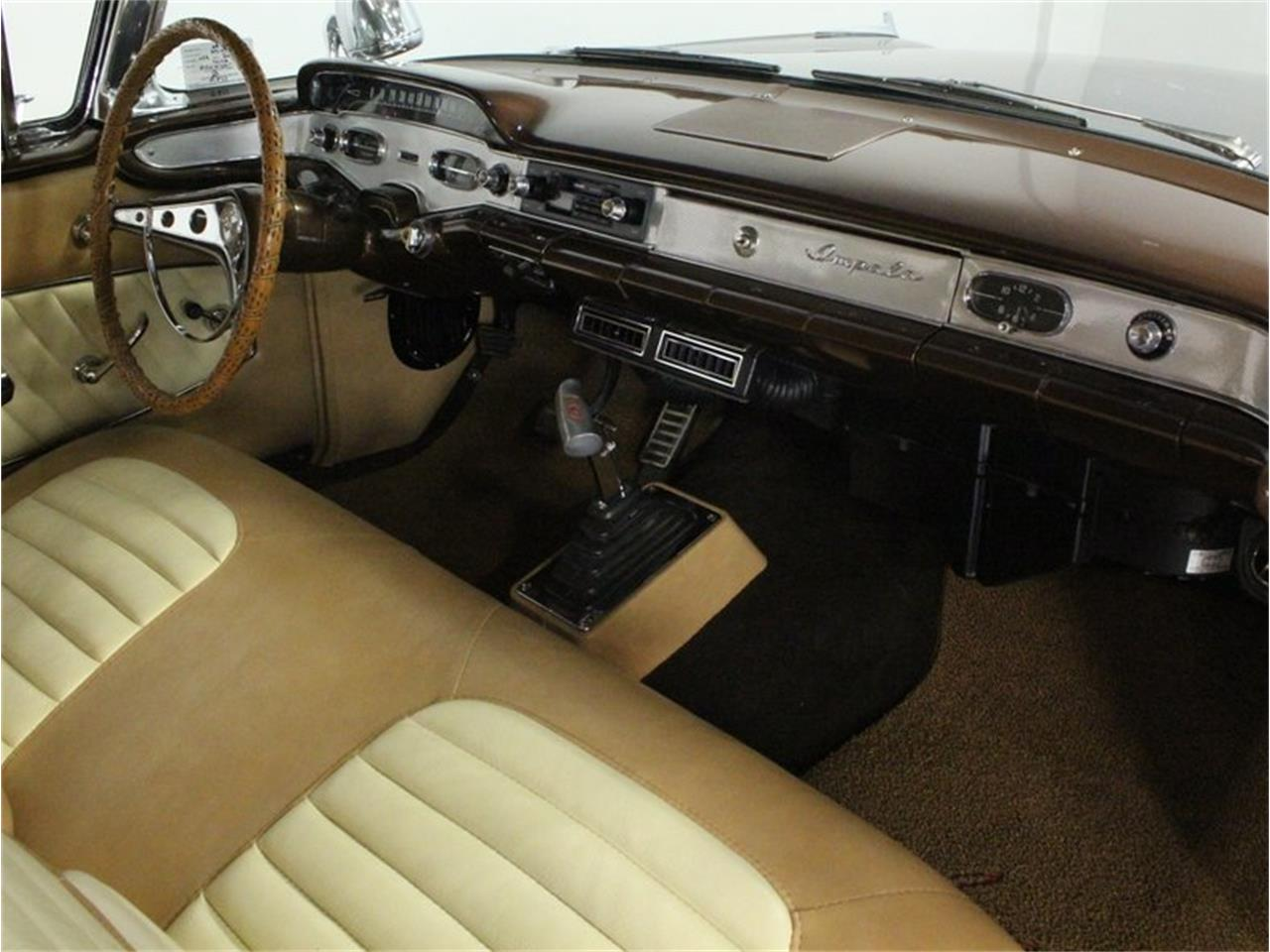 Large Picture of Classic '58 Chevrolet Impala located in Texas Offered by Streetside Classics - Dallas / Fort Worth - HX8B