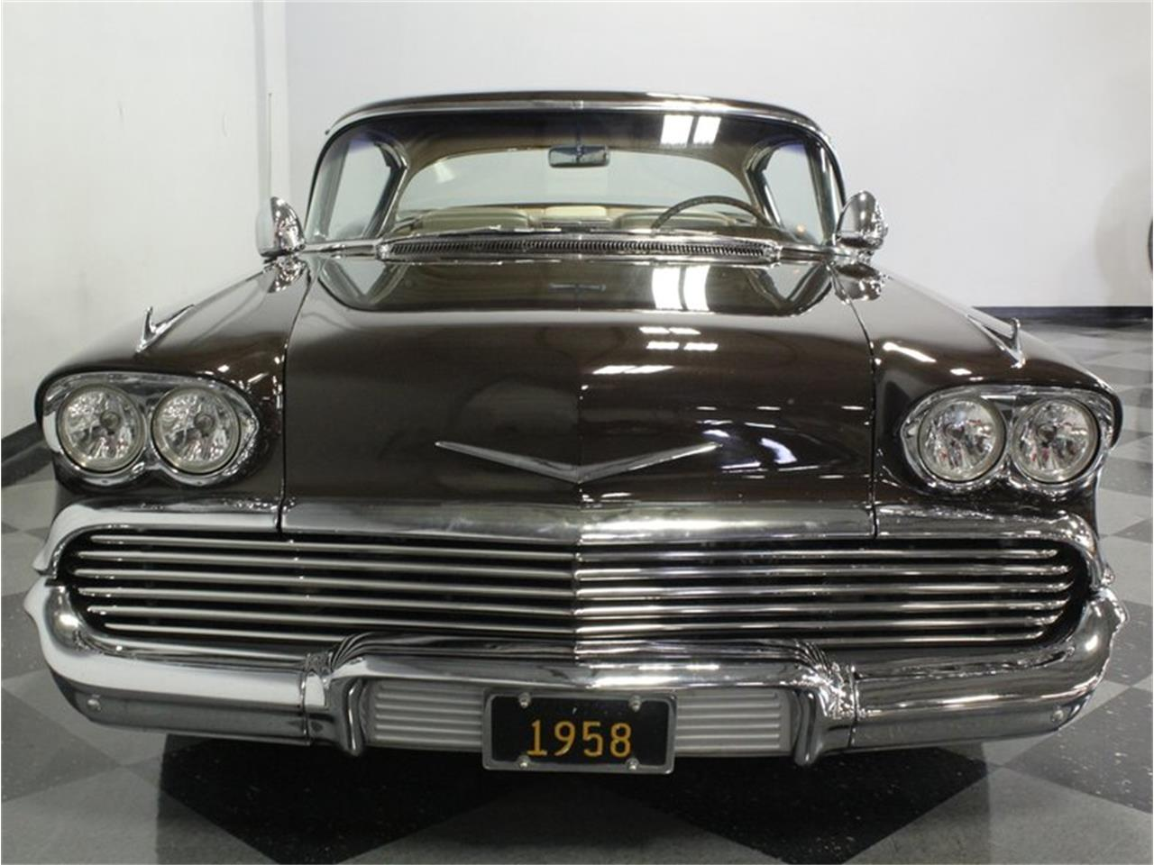 Large Picture of Classic '58 Chevrolet Impala located in Ft Worth Texas - HX8B