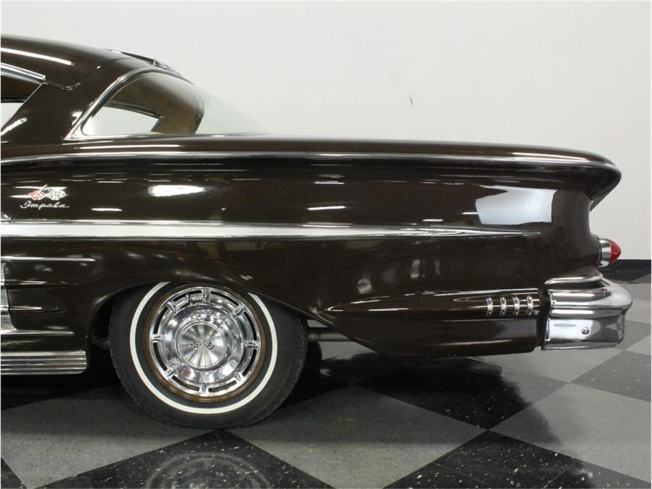 Large Picture of '58 Chevrolet Impala - $44,995.00 Offered by Streetside Classics - Dallas / Fort Worth - HX8B