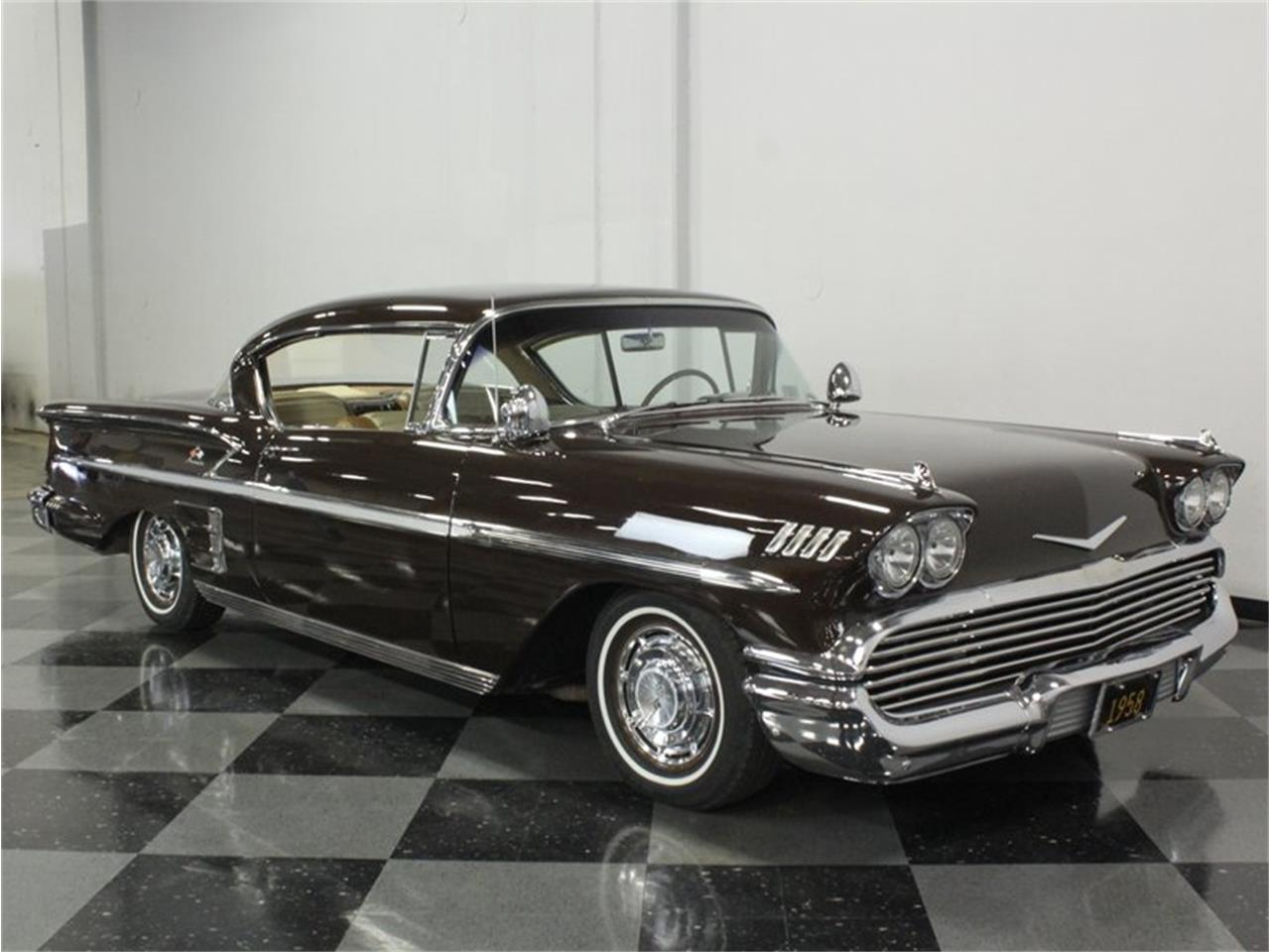 Large Picture of Classic '58 Impala located in Texas - $44,995.00 Offered by Streetside Classics - Dallas / Fort Worth - HX8B