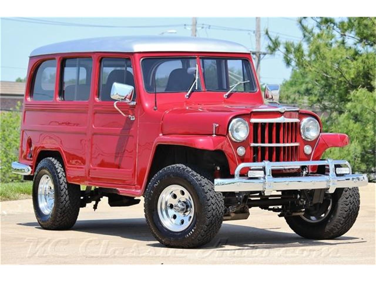 1954 Jeep Willys Utility Wagon Pending Deal For