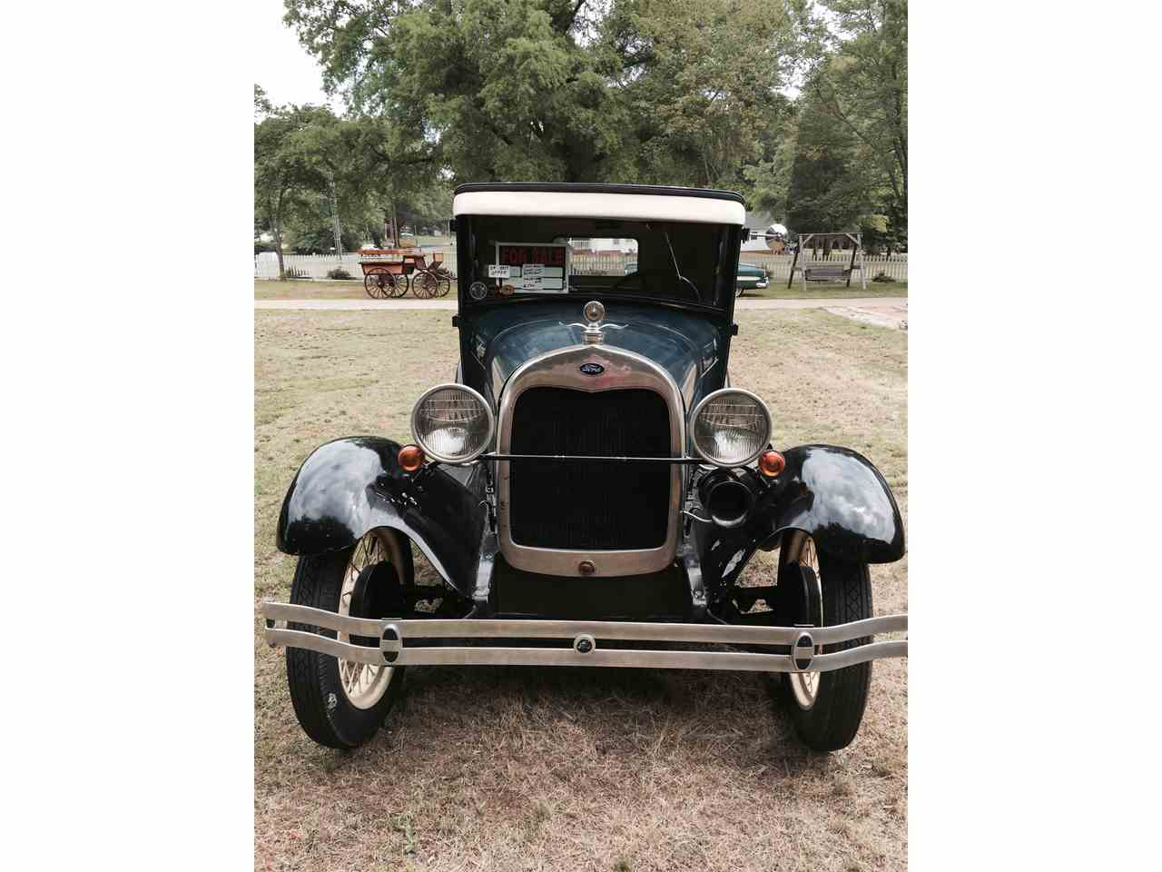 Large Picture of '29 Model A - HXCD