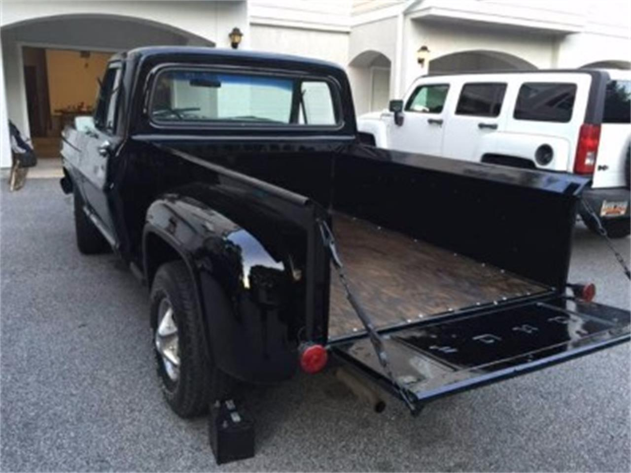1970 Ford F100 For Sale Cc 836488 Stepside Large Picture Of 70 Hxfs