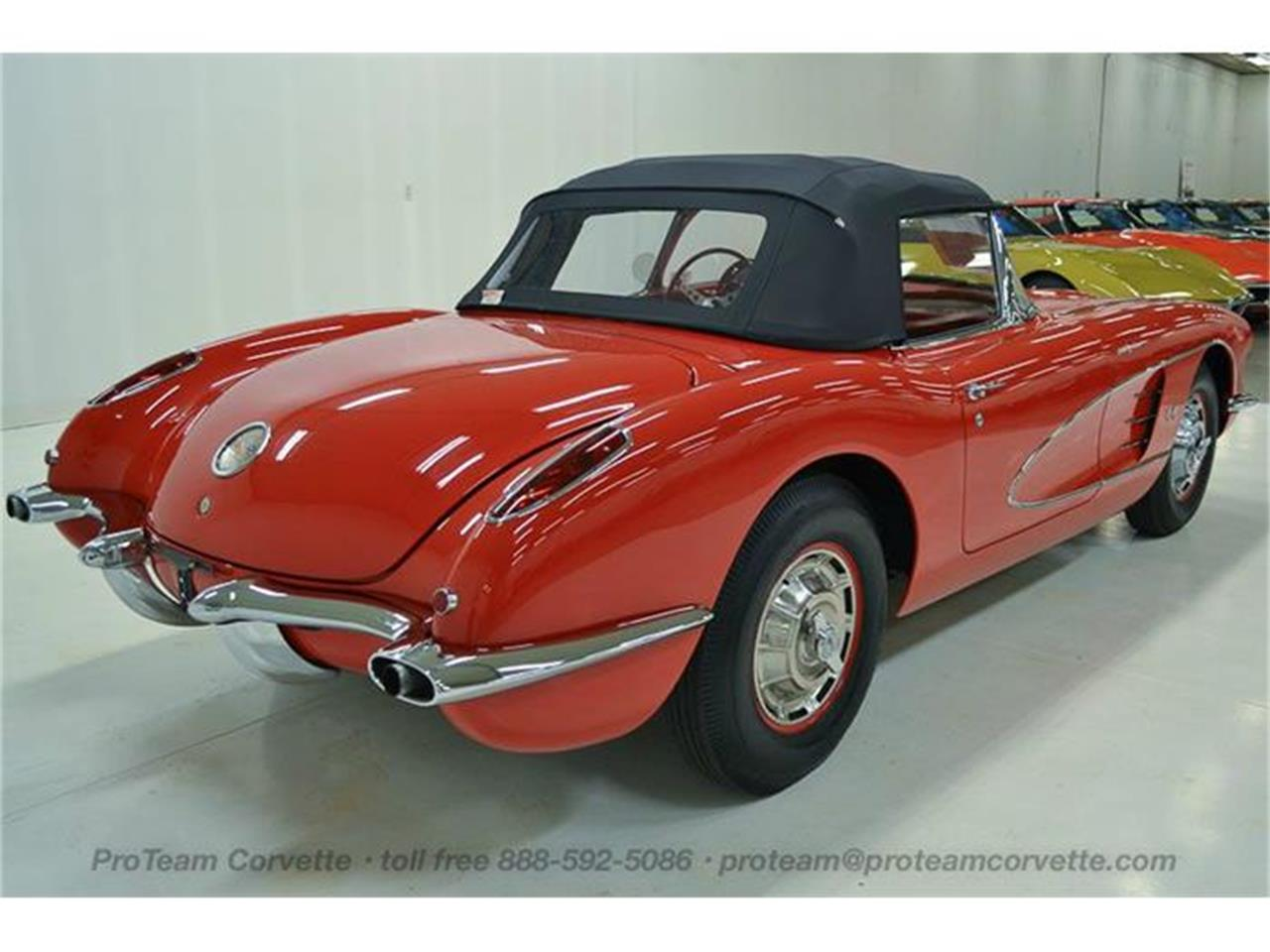 Large Picture of 1959 Corvette - HY1K