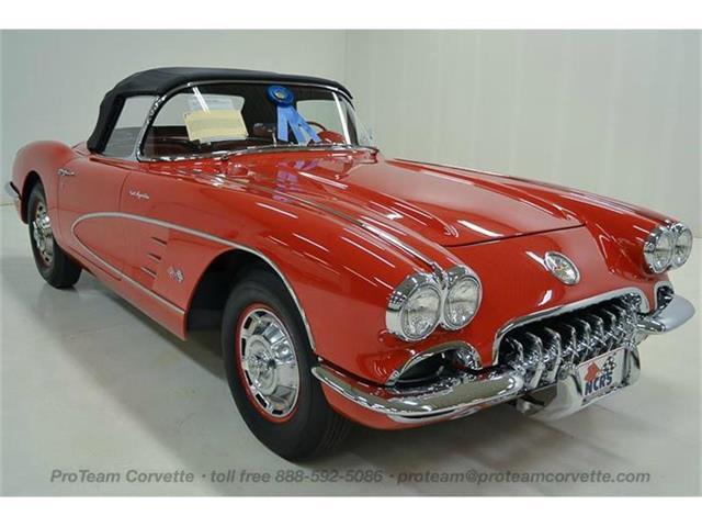 Picture of 1959 Chevrolet Corvette located in Napoleon Ohio - $129,000.00 - HY1K