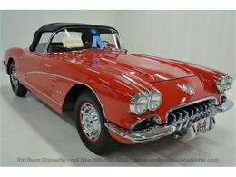 Picture of 1959 Chevrolet Corvette Offered by Proteam Corvette Sales - HY1K